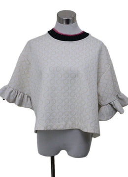 Marni Neutral Ivory Sweater