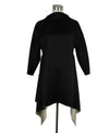 Marni Black Triacetate Tunic Top 1