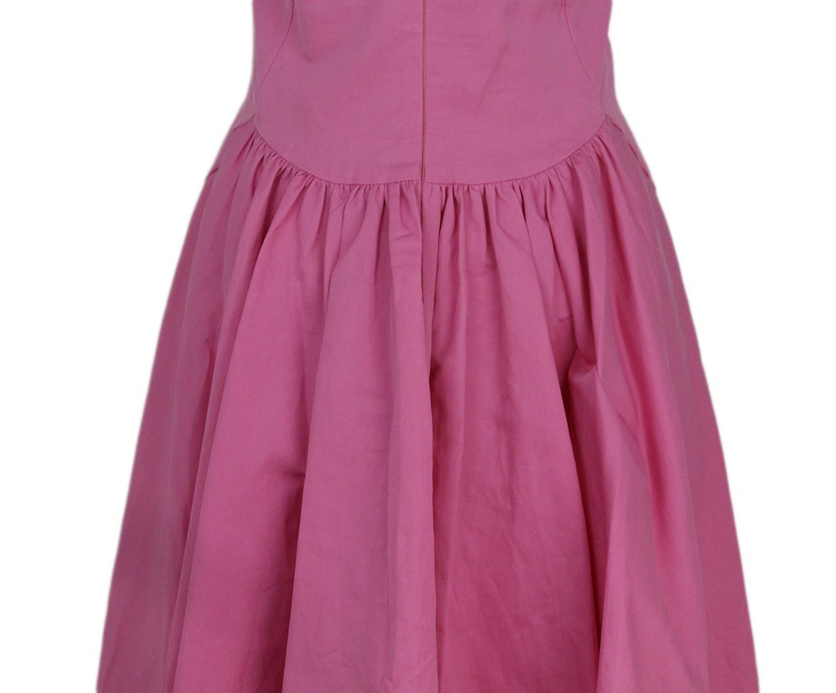 Marni pink cotton dress 7