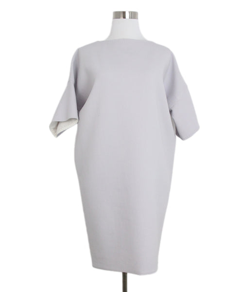 Max Mara lavender wool dress 1