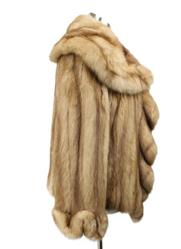 Maximilian Blonde Canadian Sable Fur Outerwear 2