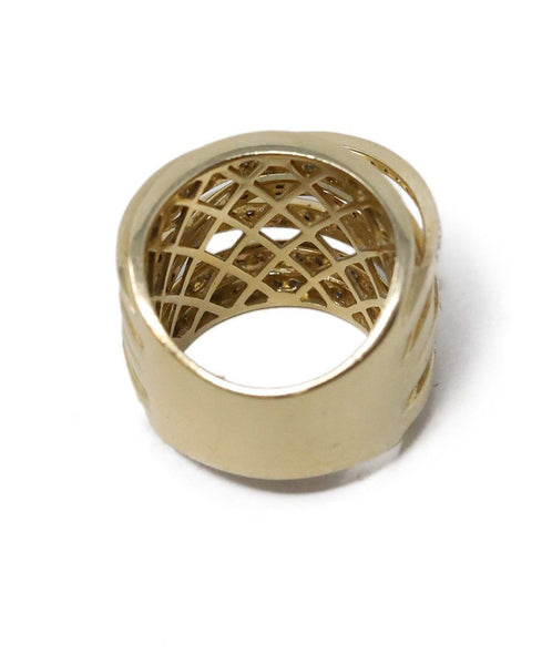 10K Gold Diamond ring 3