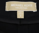Michael Kors Black White Viscose Pants 3