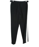 Michael Kors Black White Viscose Pants 2