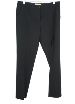 Michael Kors Black Wool Pants 1