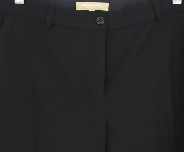 Michael Kors Black Wool Pants 4