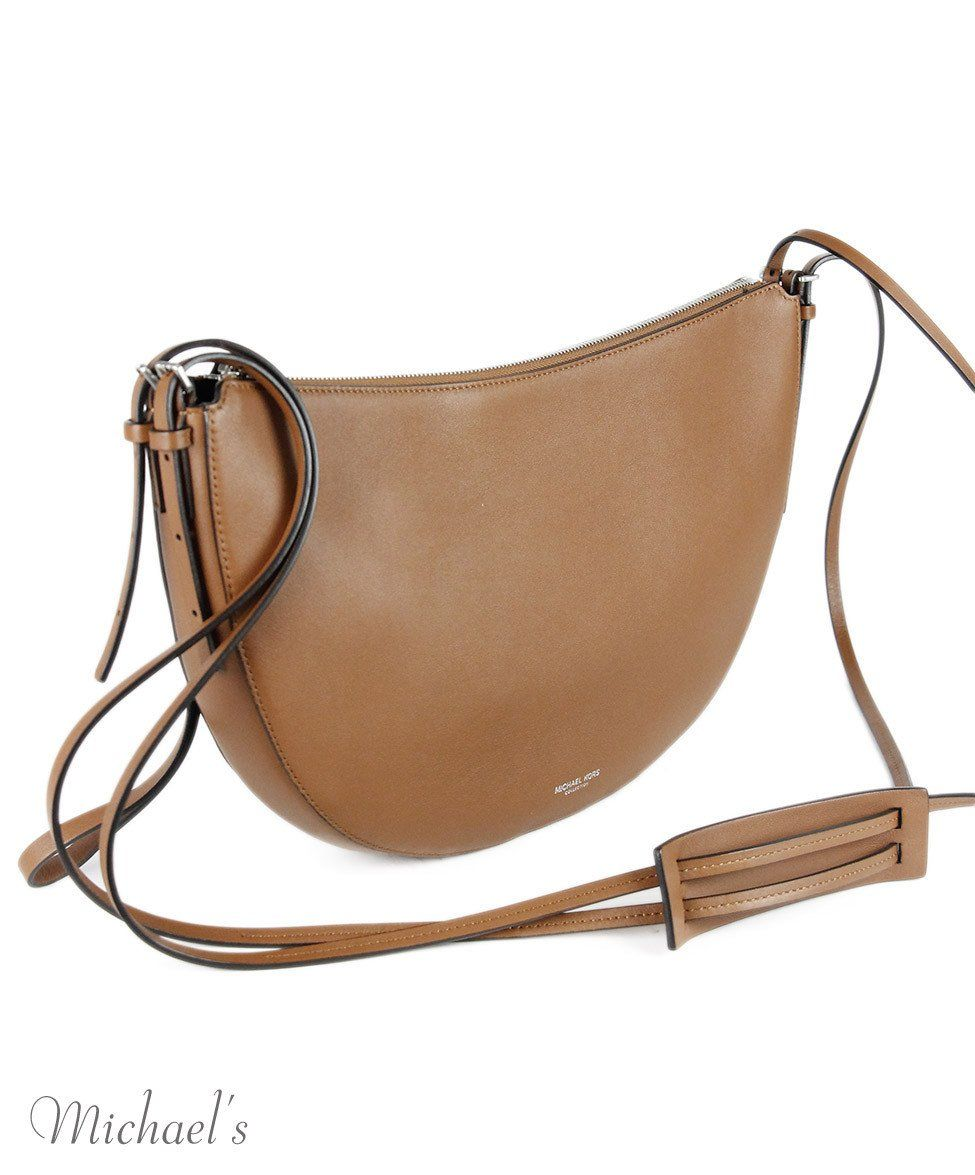 Michael Kors Tan Leather Handbag