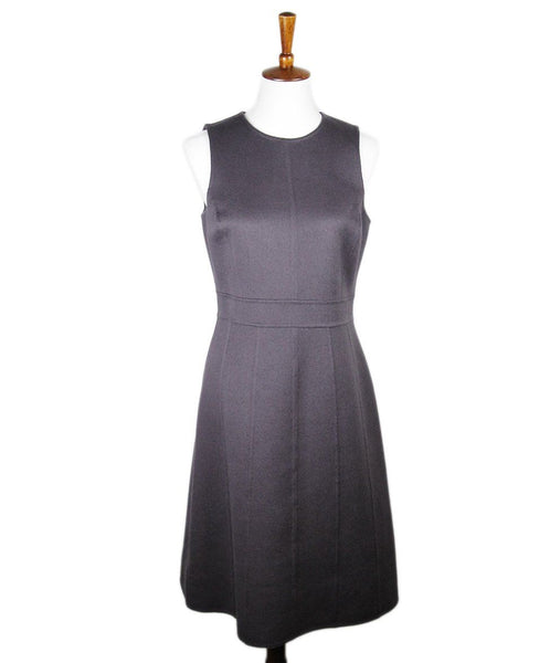 Michael Kors Size 10 Purple Plum Wool Angora Fa 17 Storage Dress