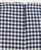 Michael Kors White Navy Check Print Dress 7