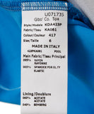 Michael Kors Blue Turquoise Polyester Dress 4