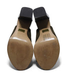 Michael Kors Brown Suede Peep Toe Heels 5