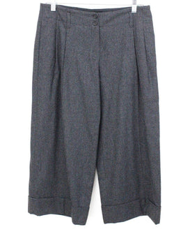 Michael Kors Grey Wool Pants