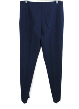 Michael Kors Navy Wool Blue Pants 2