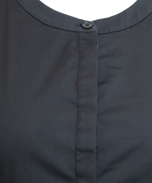 Milly Black Cotton Blouse 5