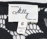 Milly Black Lace Cardigan 4