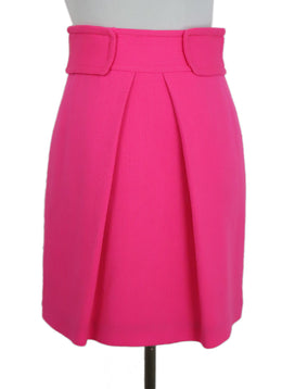 Mini Milly Hot Pink Cotton Skirt 1