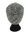 Missoni Black White Knit Wool Hat 3