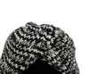 Missoni Black White Knit Wool Hat 5