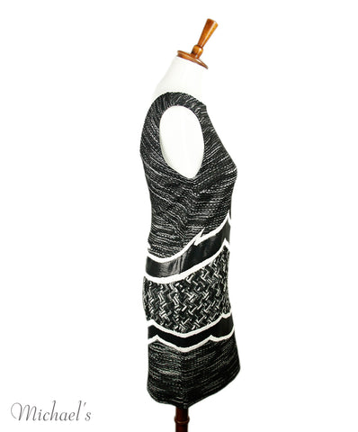 Missoni Black White Dress Sz 6