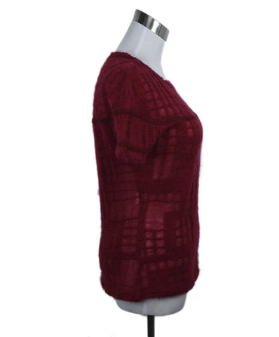 Missoni Red Wool Sweater 1