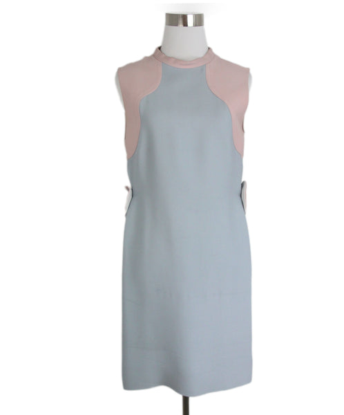 Miu Miu Blue Pink Dress 1