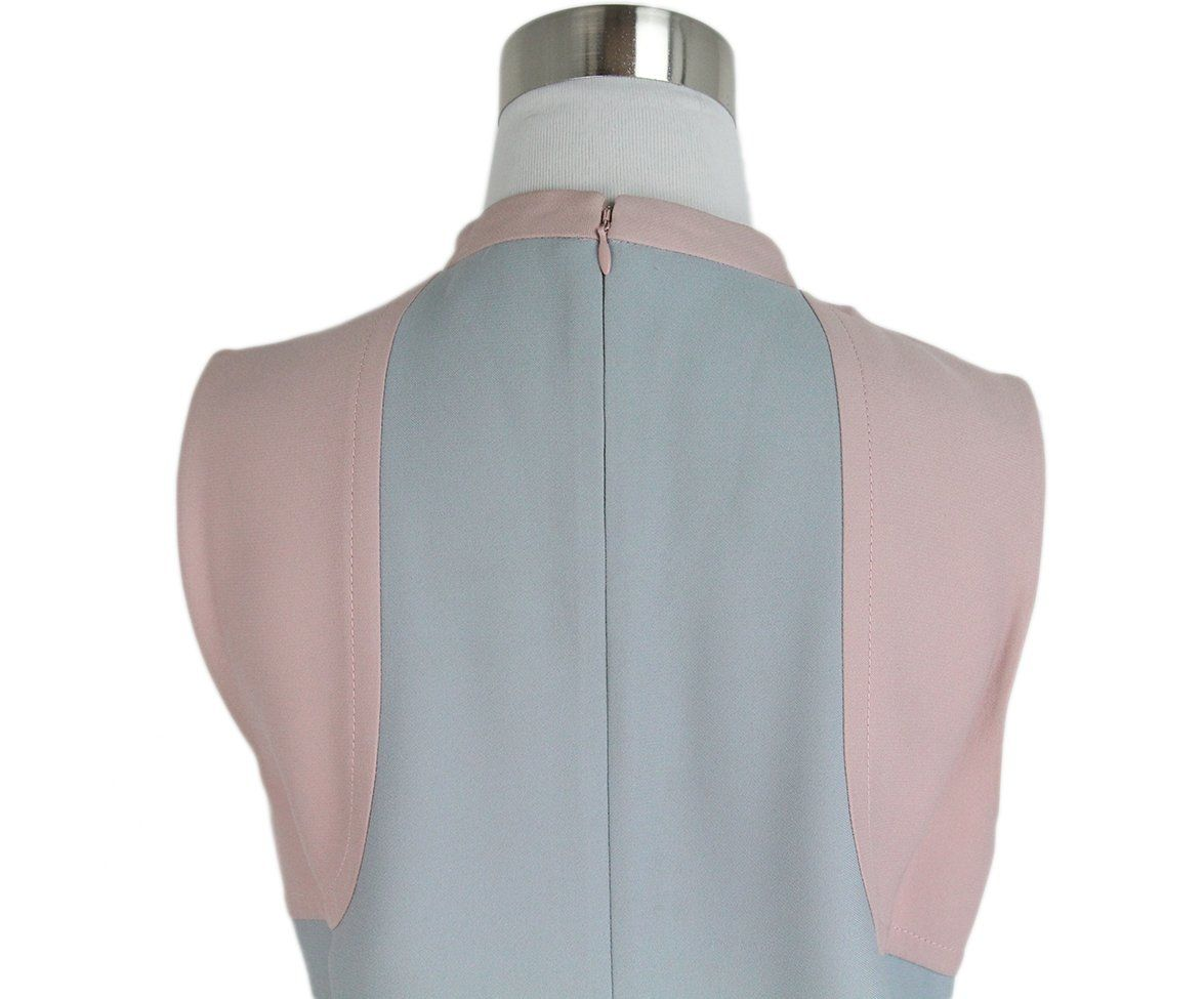 Miu Miu Blue Pink Dress 5