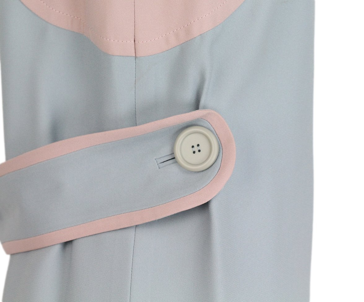 Miu Miu Blue Pink Dress 6