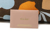 Miu Miu Brown Orange Print Canvas Tote 10