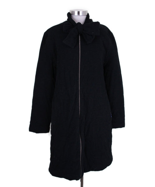 Moncler Black Fleece Coat 1