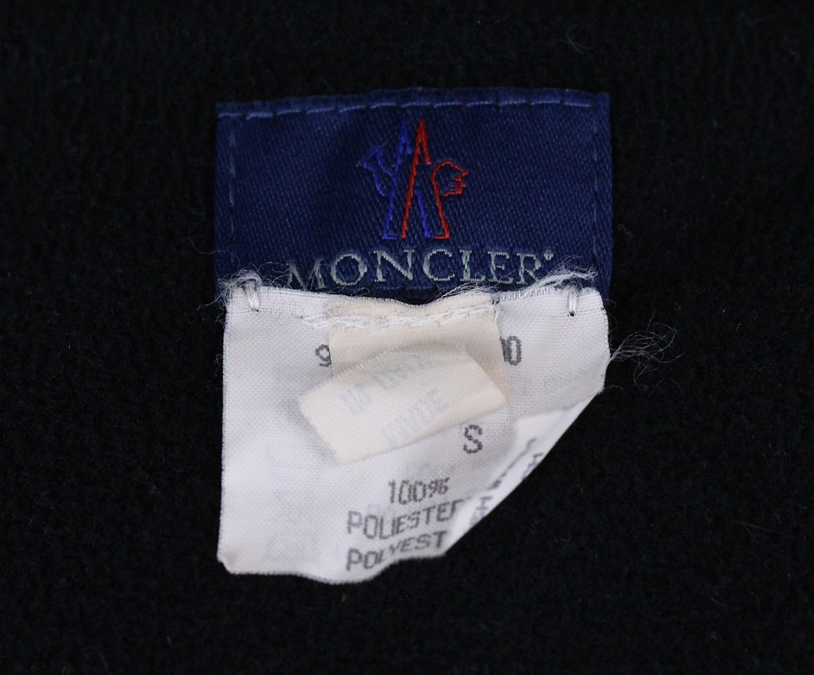 Moncler Black Fleece Coat 4