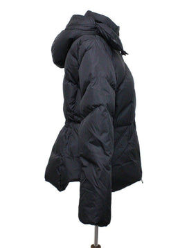 Moncler Black Polyamide Down Coat 1