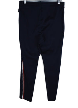Moncler Blue Navy Red White Polyamide Pants 2