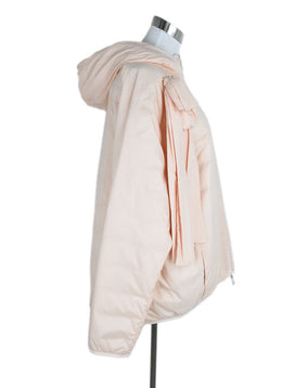 Moncler Peach Down Lining 2
