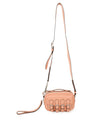 Mulberry Acne Studios Pink Leather Crossbody Handbag 1
