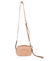 Mulberry Acne Studios Pink Leather Crossbody Handbag 3