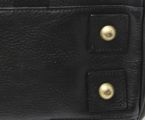 Mulberry Black Leather Shoulder Bag 9
