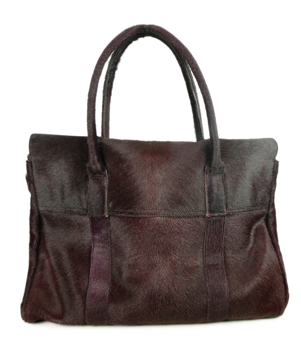 Mulberry Purple Pony Bag 3