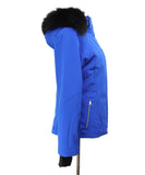 NILS Royal Blue Puffer Coat 2