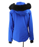 NILS Royal Blue Puffer Coat 3