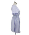 Nina Ricci Light Blue Cotton Dress 2