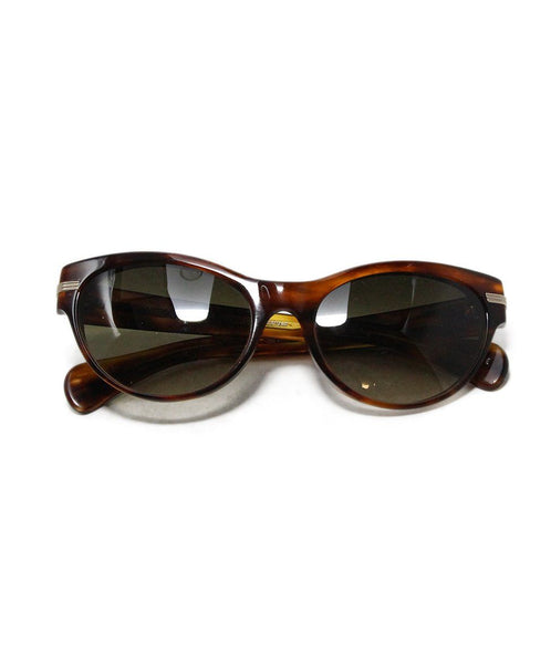 Oliver Peoples Brown Tortoise Sunglasses 1