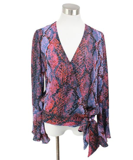 Milly Black Lace Cardigan Size 6