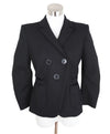 Paule Ka Black Wool Jacket 1