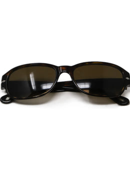 Persol Brown Plastic Sunglasses 1