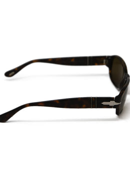 Persol Brown Plastic Sunglasses 2