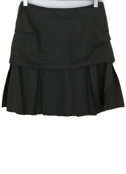 Phillip Lim Grey Wool Skirt 1