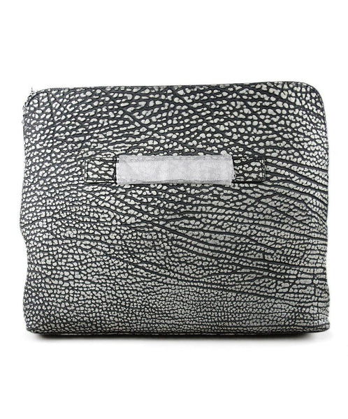 Phillip Lim White Charcoal Leather Handbag
