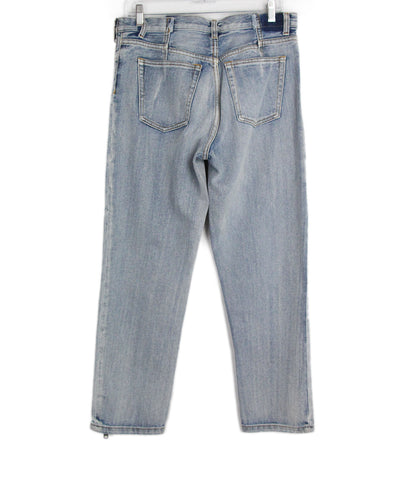 Phillip Lim blue denim jeans 1