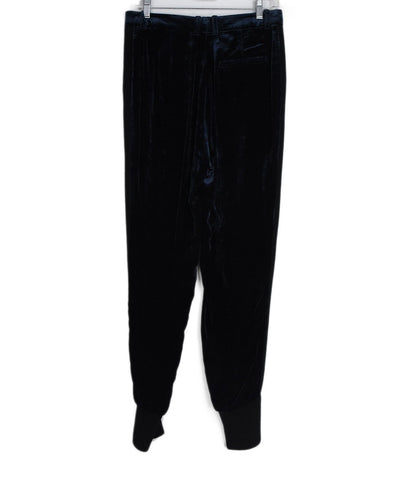 Phillip Lim Blue Velvet Pants 1