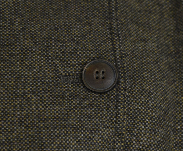 Piazza Sempione Brown Tan Cashmere Jacket 5